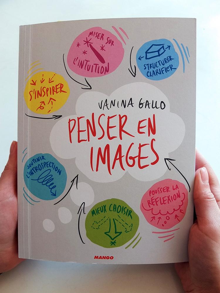 """Penser en image"" de Vanina Gallo, aux Editions Mango"