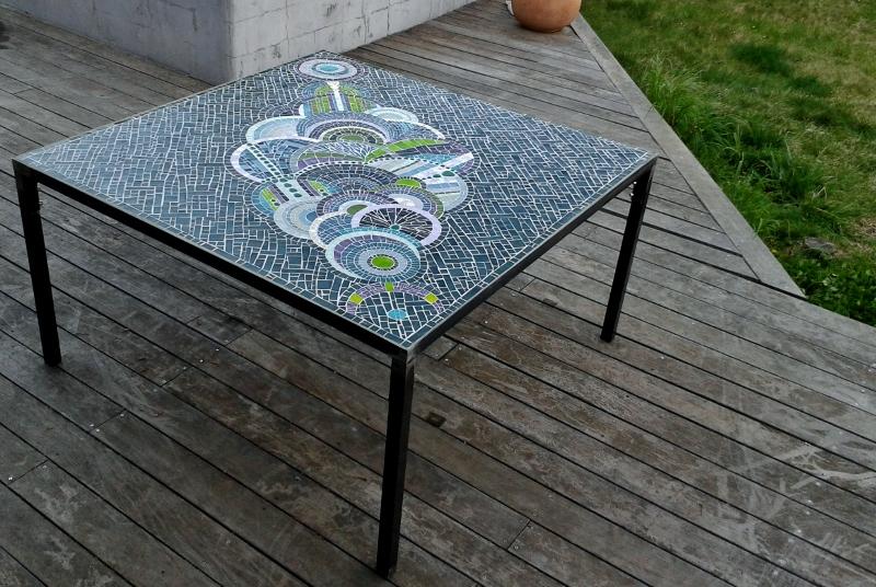 tables vanina mercury mosaiques