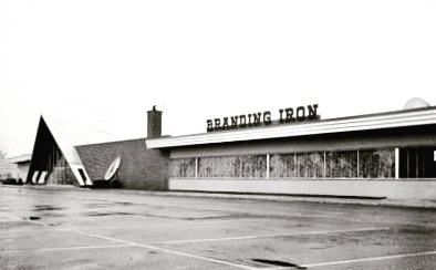 branding iron 60th anniversary