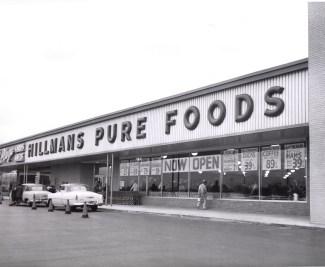 hillman pure foods cermak plaza