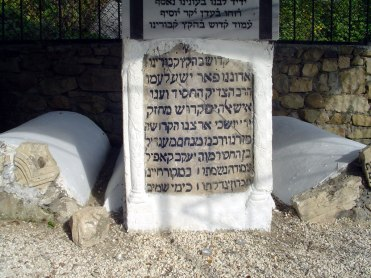 Kosiv - Jewish cemetery