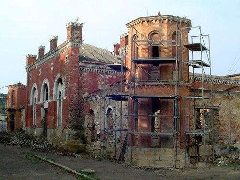 Sadagora synagogue, 2010