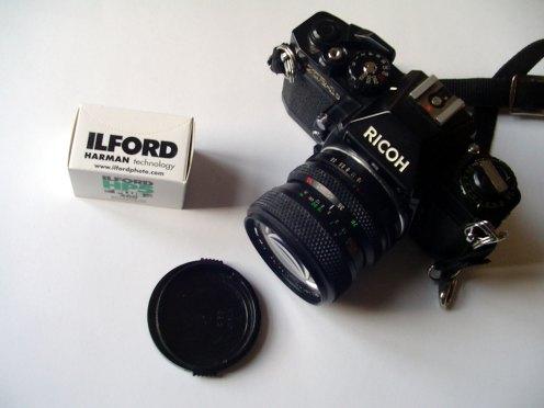 Trip preparations - my camera