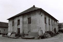 Solotvyn - synagogue