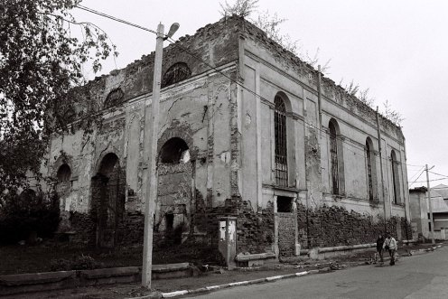 Stryi - Jewish cemetery
