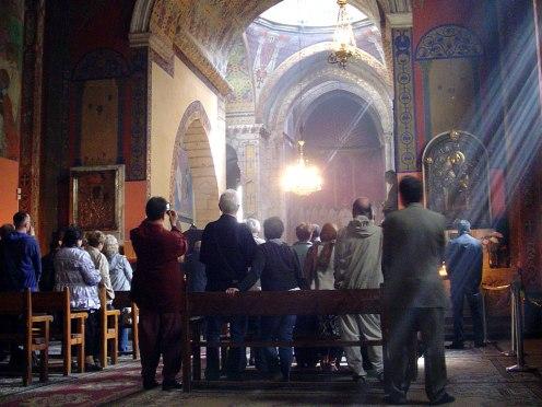 Lviv - Armenian church