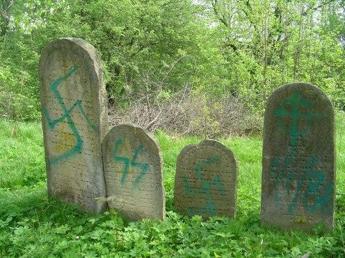 Nadvirna - Jewish cemetery