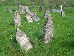 Yabloniv - Jewish cemetery