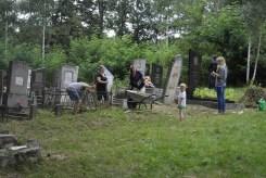 Storozhynets - Jewish cemetery