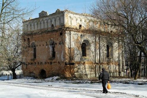 Sokal synagogue