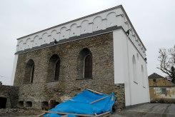 Sataniv - synagogue