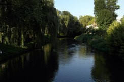 Buchach - Strypa river