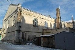 Rivne - former synagogue