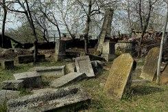 Dorohoi - Old Jewish Cemetery