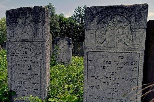 Ternopil Jewish cemetery
