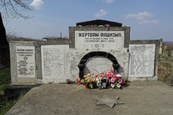 Soroca - Jewish cemetery - mass grave site