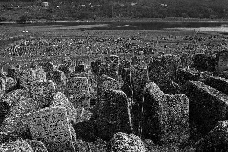 Vadul-Raşcov (Vadul Rashkov) Jewish cemetery