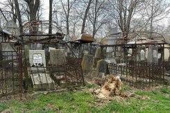 Botoșani Jewish cemetery, Romania
