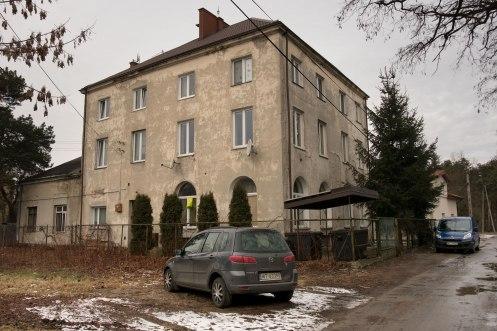 Falenica, former synagogue