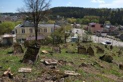 Buchach Jewish cemetery