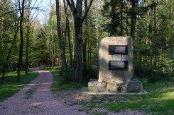Bronytsya forest memorial