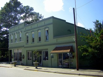 ga effingham county guyton georgia office town hall buildings southern vanishing brian brown south category