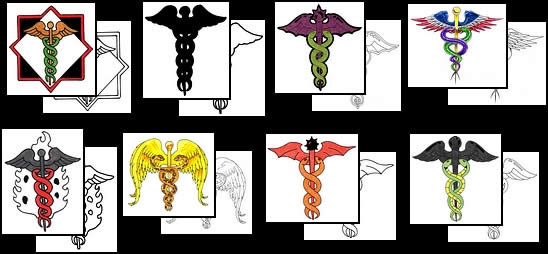 What Do They Mean? Caduceus Medical