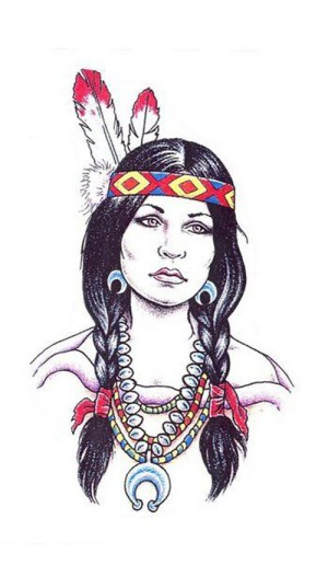 native american indian tattoo drawing tattoos designs symbols symbol drawings americans indians tattoopilot paintings chief desenho indio tribal indianer woman