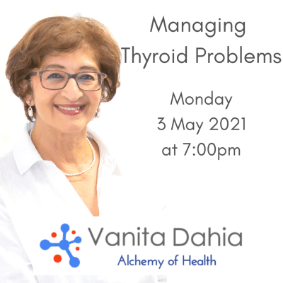 Managing Thyroid Problems