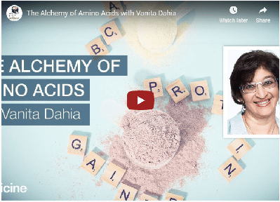 The Alchemy of Amino Acids Podcast