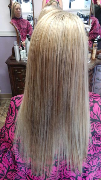 Pravana lightener foils