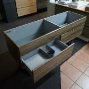 ASTI-1500mm-Walnut-Oak-Timber-Wood-Grain-PVC-THERMOFOIL-Wall-Hung-Double-Vanity-252931965290-9