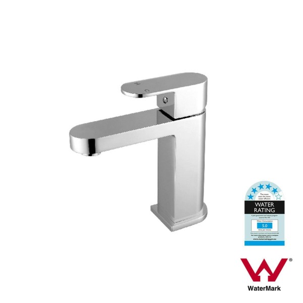 EVA-Chrome-Round-Oval-Designer-Bathroom-Basin-Flick-Mixer-Premium-Grade-253115916320