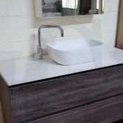 FOSCA-Round-Squareneck-Chrome-High-Rise-Swivel-Vessel-Laundry-Kitchen-Sink-Mixer-252978263460-11