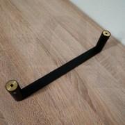 Round-MATTE-BLACK-300mm-Small-Hand-Towel-Holder-Rail-Bar-304-Stainless-Steel-252960270932-10