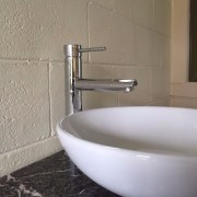 FOSCA-Round-Polished-Chrome-High-Rise-Swivel-Basin-Mixer-Tap-w-Pin-Lever-Handle-252561947093-9