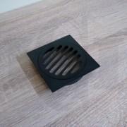 Premium-Electroplated-Square-Matte-Black-Floor-Waste-Grate-Drain-253110696373-3