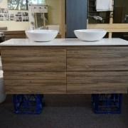 SIENA-1500mm-Walnut-Oak-PVC-THERMAL-FOIL-Timber-Wood-Grain-Vanity-w-Stone-Top-252951314753-4