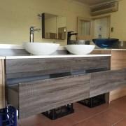 Polished-Chrome-Tall-High-Rise-Bathroom-Basin-Sink-Mixer-TapSolid-BrassCeramic-252537167434-11