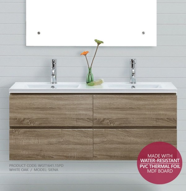 SIENA-1500mm-White-Oak-PVC-THERMAL-FOIL-Timber-Wood-Grain-Double-Vanity-252824229764