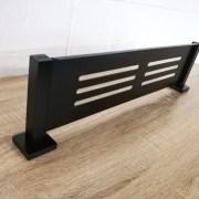 Square-460mm-MATTE-BLACK-Brass-Shower-TrayShelfRack-Caddy-Bathroom-Accessories-252663942014-5