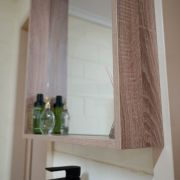 White-Oak-Timber-Wood-Grain-Wall-Mounted-Framed-Mirror-60075090012001500mm-253461809764-4