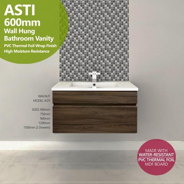 ASTI-600mm-Walnut-Oak-PVC-Thermal-Foil-Timber-Wood-Grain-Wall-Hung-Vanity-252922451475