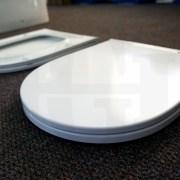 Round-D-Shape-Duraplast-Top-Fixing-Soft-Close-Quick-Release-Slim-Toilet-Seat-253101614125-4