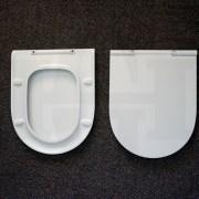 Round-D-Shape-Duraplast-Top-Fixing-Soft-Close-Quick-Release-Slim-Toilet-Seat-253101614125-5