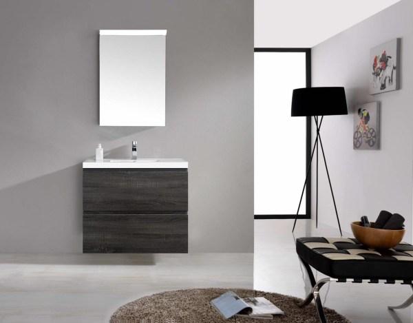 BOGETTA-900mm-Sonoma-Oak-Grey-PVC-THERMAL-FOIL-Timber-Wood-Grain-Bathroom-Vanity-252554519216