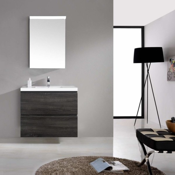 BOGETTA-900mm-Sonoma-Oak-Grey-PVC-THERMAL-FOIL-Timber-Wood-Grain-Bathroom-Vanity-252554519216
