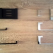 MODERN-Square-Matte-Black-Brass-HAND-TOWEL-HOLDER-Bathroom-Accessories-252510983536-2
