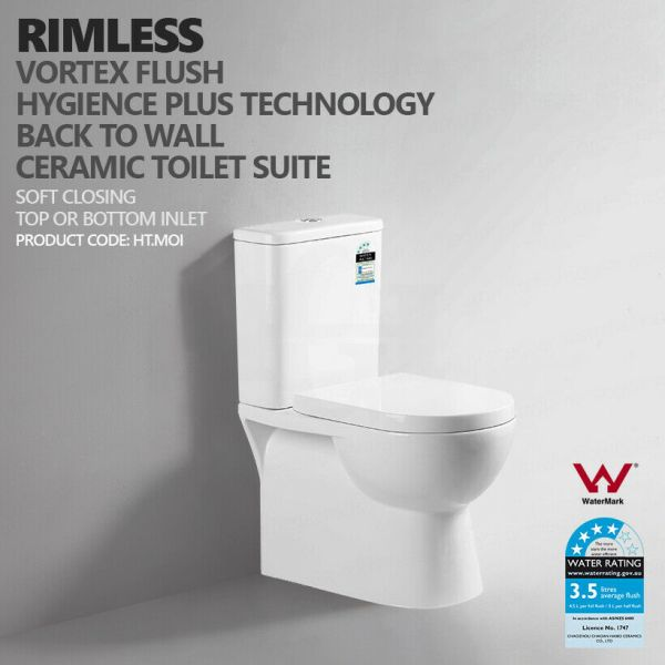 MOI-Rimless-Round-Vortex-Ceramic-Back-To-Wall-Faced-Toilet-Suite-S-P-Trap-254115571436