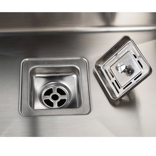 square kitchen sink where to buy used cabinets 760mm double bowl premium stainless steel handmade with ss w